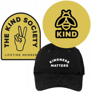 Examples from The Kind Society kit